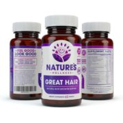 Great Hair Formula - Supports Hair Growth
