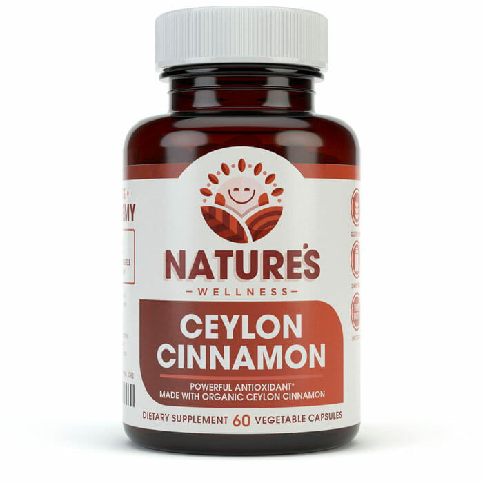 Organic Ceylon Cinnamon - Powerful Antioxidants